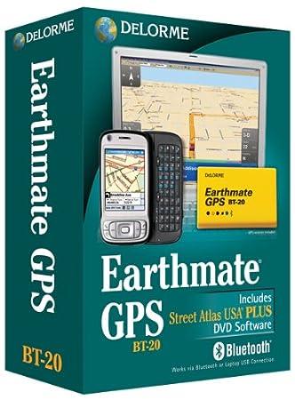 Earthmate GPS BT-20 2010