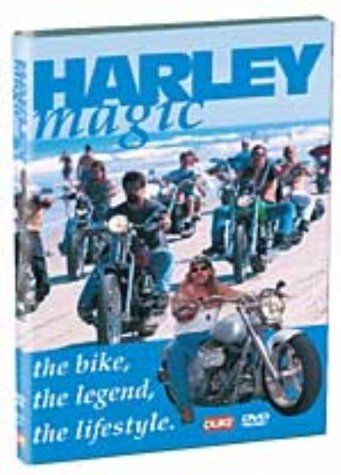 Harley Davidson: Harley Magic [DVD]