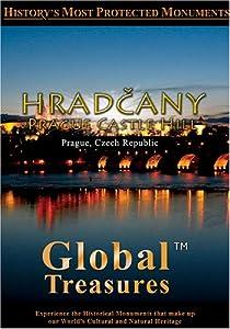 Global Treasures  HRADCANY Prague Castle Hill PRAHA Czech Republic