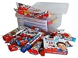 Süßigkeiten - Mix Party Box mit Ferrero Kinder Spezialitäten