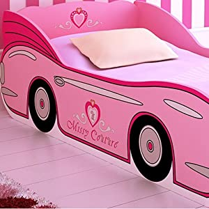 Missy Couture Convertible Car Bed by Najarian Furniture Co.,Inc.