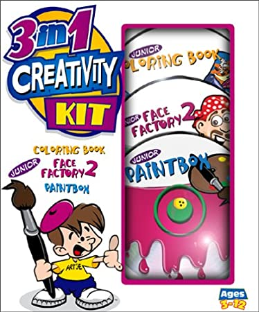 3 In 1 Creativity Kit