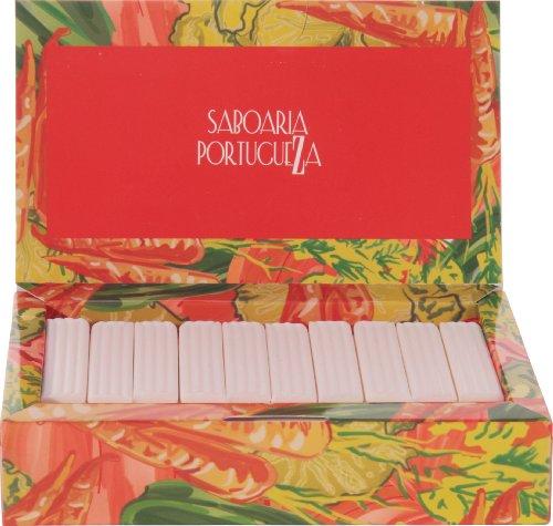 石鹸 サボアリア ソープセット10×20g キャロット8031