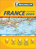 echange, troc Michelin - Atlas : France (A4 broché)