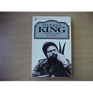 Stephen King und seine Filme.