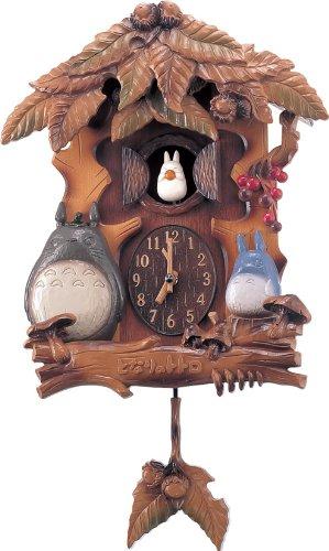 My neighbor totoro pendulum clock (Citizen)