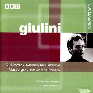 Tchaikovsky:  Symphony No. 6 I