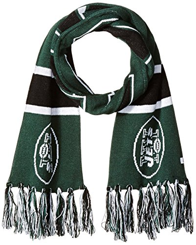 NFL New York Jets '47 Brand Breakaway Scarf with Tassels, Dark Green, One Size (Custom Seahawks Hat compare prices)