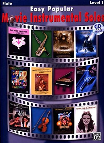 Easy Popular Movie Instrumental Solos: Flute, Book & CD Easy Instrumental Solos) PDF Download Free