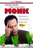 echange, troc Monk - Season 7 [Import anglais]