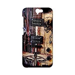 BLUEDIO Designer Printed Back case cover for HTC One A9 - G5507
