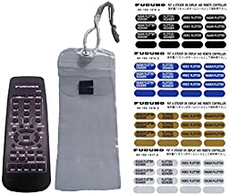 Furuno 000-089-885 RMC-100 Remote Control with Clear Plastic Case and 4 Sets of Labels