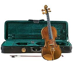 Cremona SV-150 Premier Student Violin, 1/2-Size