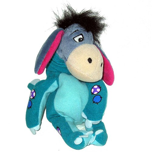 Eeyore Dinosaur - Disney Mini Bean Bag Plush - 1