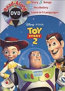 Amazon Com Toy Story 2 Disney Read Along Artist Not