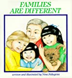 Families Are Different (Holiday House Book)