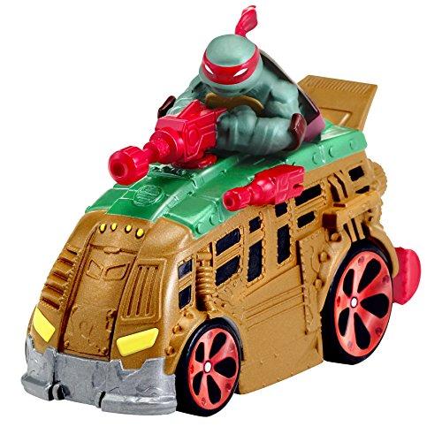 Teenage Mutant Ninja Turtles T-Machines Raphael in Shellraiser Diecast Vehicle (Turtles Die Cast compare prices)