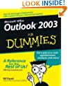 Outlook�2003 For Dummies (For Dummies (Computer/Tech))