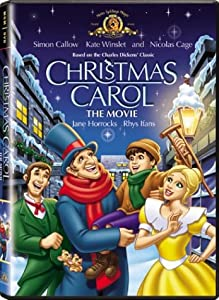 Christmas Carol - The Movie from MGM (Video & DVD)