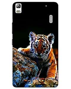 Lenovo k3 Note/Lenovo A7000 Back Cover Designer Hard Case Printed Cover