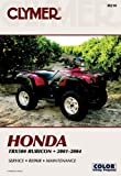 img - for Honda TRX500 Rubicon 2001-2004 (Clymer Motorcycle Repair) book / textbook / text book