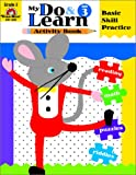 My Do and Learn Book, Grade 3 (1557998280) by Cheney, Martha