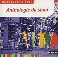 Anthologie du Slam par Léo Lamarche