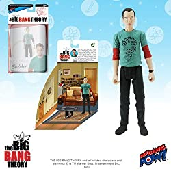 The Big Bang Theory Sheldon Riddler 3 3/4-Inch Fig