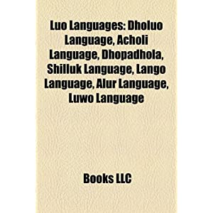 Dholuo Language Consonants | RM.