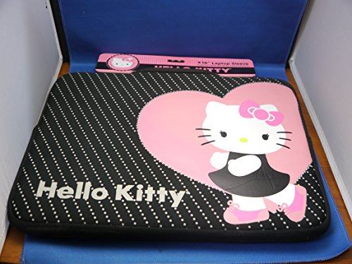 "Hello Kitty 16"" Bling Case - 1"