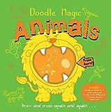 img - for Doodle Magic: Animals book / textbook / text book