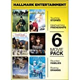 Cover art for  6-Film Hallmark Collection