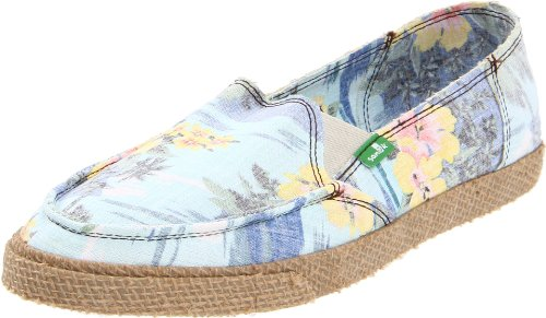 Sanuk Women's Get Lei'D Slip-On,HawaII,7 M US