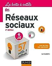 La Boîte à Outils Des Réseaux Sociaux - 4e éd. (bào La Boîte à Outils) (french Edition)