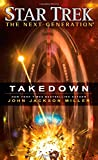 img - for Star Trek: The Next Generation: Takedown book / textbook / text book