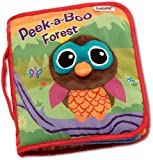 Baby & Maternity Online Shop Ranking 20. Lamaze Cloth Book, Peek-A-Boo Forest