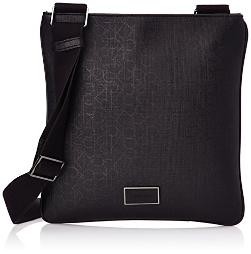 Calvin Klein - Milo K5Ek500407, Borsetta da uomo, nero(black (black)), taglia unica