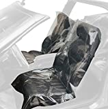 Automotive Interior Protection 10-001 Seat-Mate Roll of 200 Disposable Plastic Seat Cover