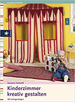kinderzimmer kreativ gestalten mit vorlagenbogen. Black Bedroom Furniture Sets. Home Design Ideas