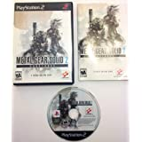 Metal Gear Solid 2: Substance - PlayStation 2by KONAMI AMERICA INC.