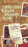 img - for Phoenix Magazine's 1998-1999 Bargain Shoppers Guide book / textbook / text book