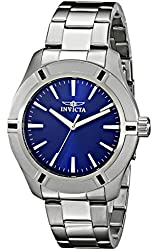 """Invicta Men's 17895SYB """"Pro Diver"""" Stainless Steel Watch"""