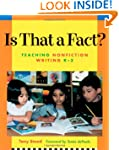 Is That a Fact? Teaching nonfiction w...
