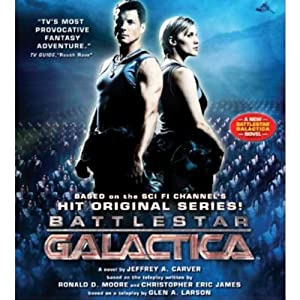 Battlestar Galactica Audiobook