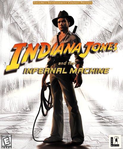 المغامرات Indiana Jones Machine Infernale