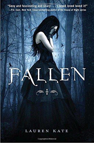 Book: Fallen by Lauren Kate