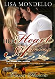 Her Heart for the Asking, a western romance (Book 1 - Texas Hearts)