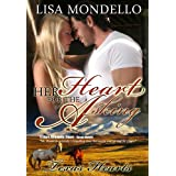 Her Heart for the Asking, a western romance (Book 1 - Texas Hearts) ~ Lisa Mondello