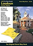 img - for ADC the Map People Loudoun County, Va Street Map Book (Loudoun County Va Atlas) book / textbook / text book