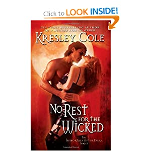 No Rest for the Wicked (Immortals After Dark 2) - Kresley Cole